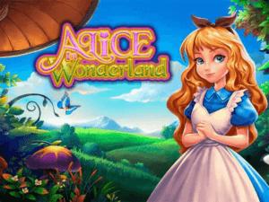 สล็อต ทดลองเล่น ทุกค่าย ไม่ต้องฝาก Alice in Wonderland