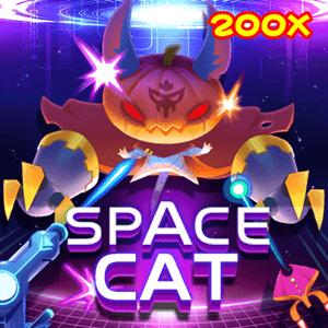 เกมจรวด แมวตะลุยอวกาศ KA SPACE CAT