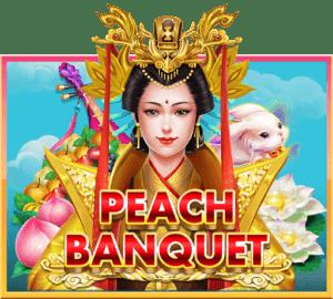 ทดลองเล่นสล็อต JOKER Peach Banquet
